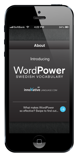 Best Swedish Words & Phrases App - WordPower Swedish